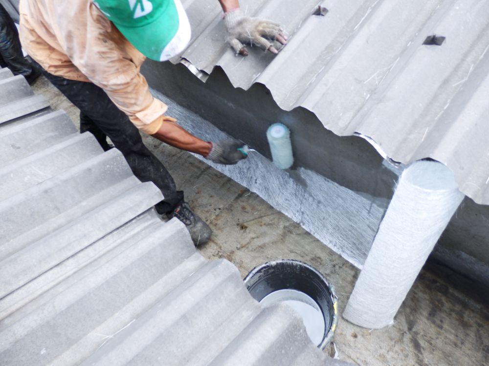 Pelapisan Fiberglass Fibre Lining Pt Garuda Jaya