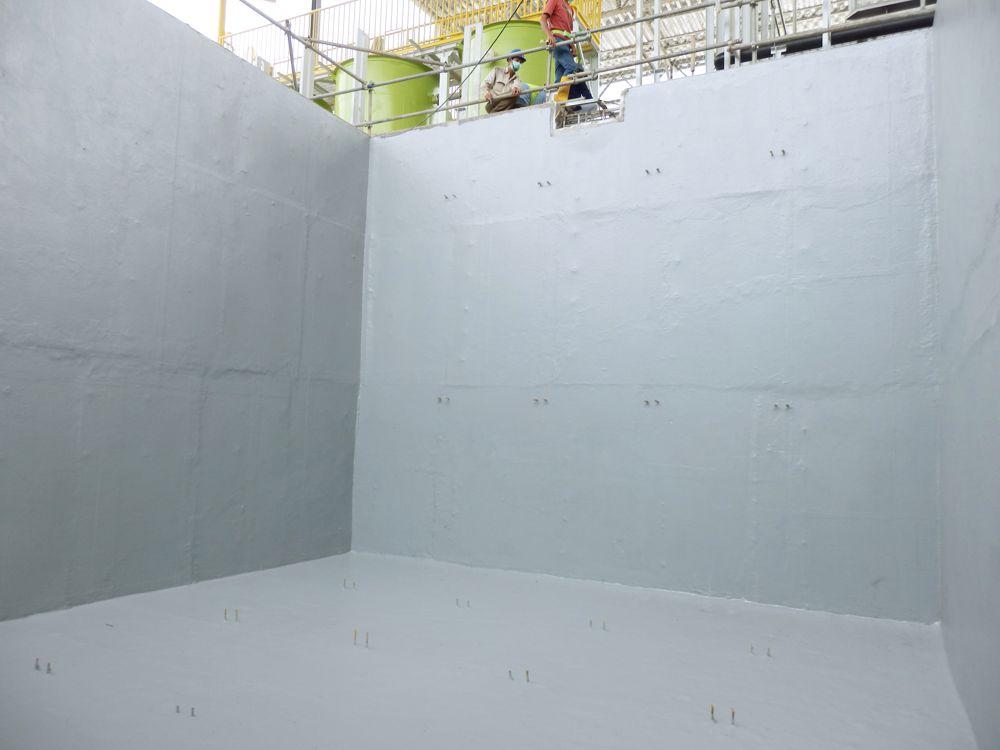 pelapisan coating fiberglass