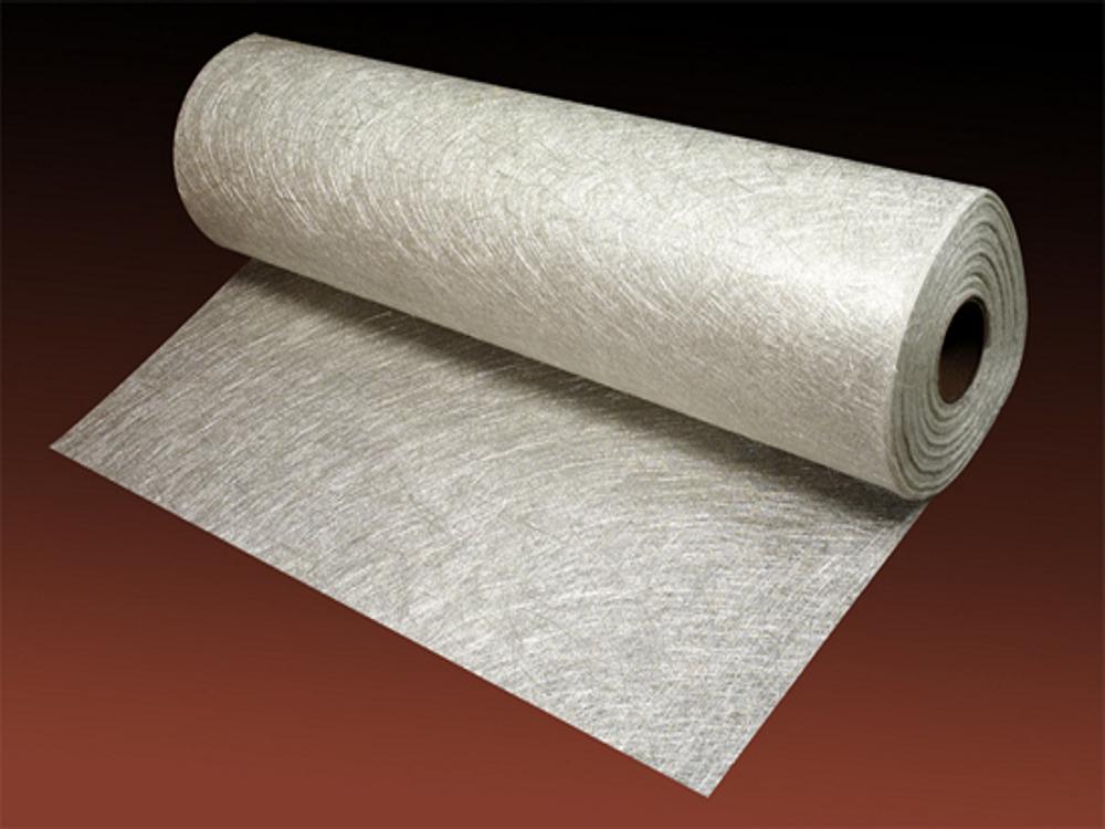Talang fiberglass mat