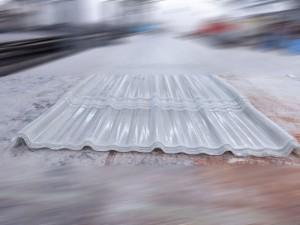 Atap penerang 1020 warna transparent