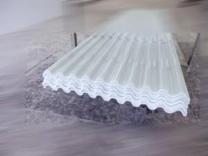 Atap fiberglass - tipe spandek 760 warna Cool