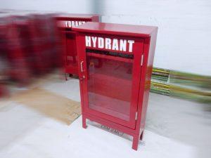 Box Hydrant fiberglass tahan lama karena tidak karatan