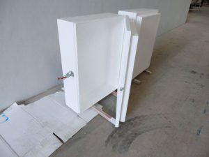 Box panel fiberglass ringan dan kuat