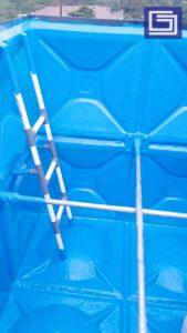 Tangki knockdown panel diperlukan untuk solusi pemasangan penampung air di gedung tinggi atau basement gedung.